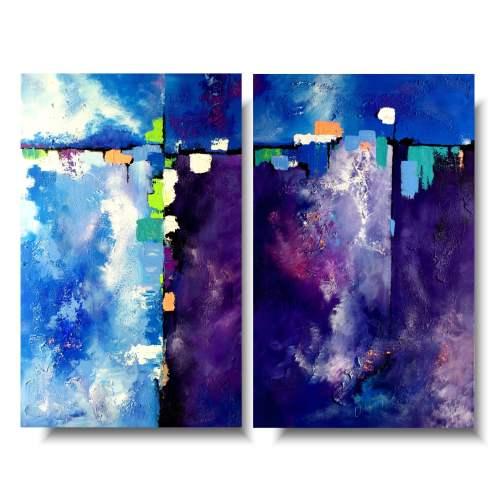 Sztuka współczesna abstrakcja