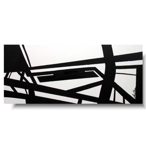 duży obraz do biura abstrakcja
