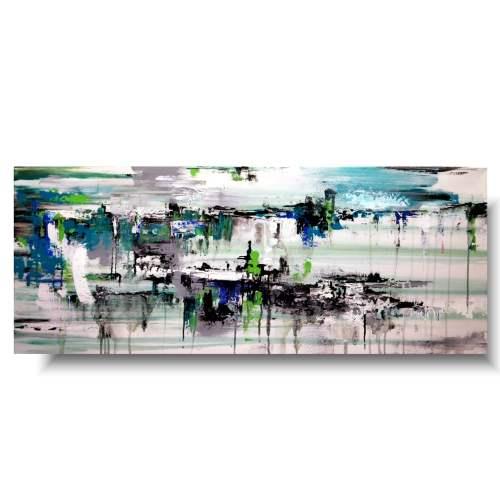 nowoczesny obraz do salonu abstrakcja