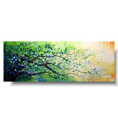 współczesny obraz drzewo