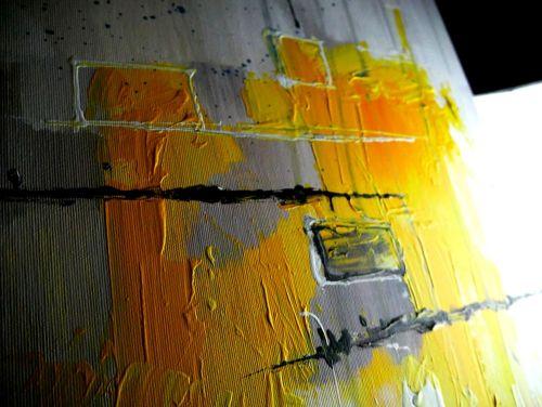 Abstrakcja upał nowoczesne obrazy 4