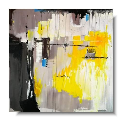 Abstrakcja upał nowoczesne obrazy