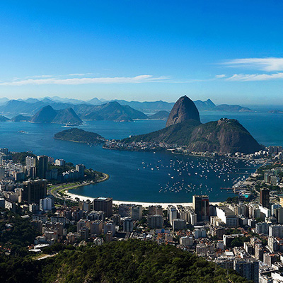 brazil escorted tours transfers private car services
