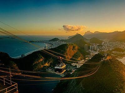 Rio Full-Day Private Tour with BBQ Lunch without Christ & Sugar Loaf