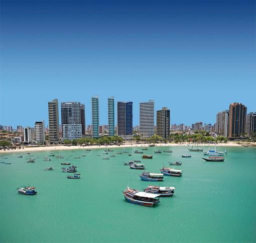 PRIVATE Fortaleza Panoramic Half Day Tour Cruise Ship Passengers