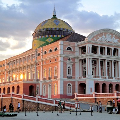 Private Manaus Half Day City Tour Cruise Ship Passengers