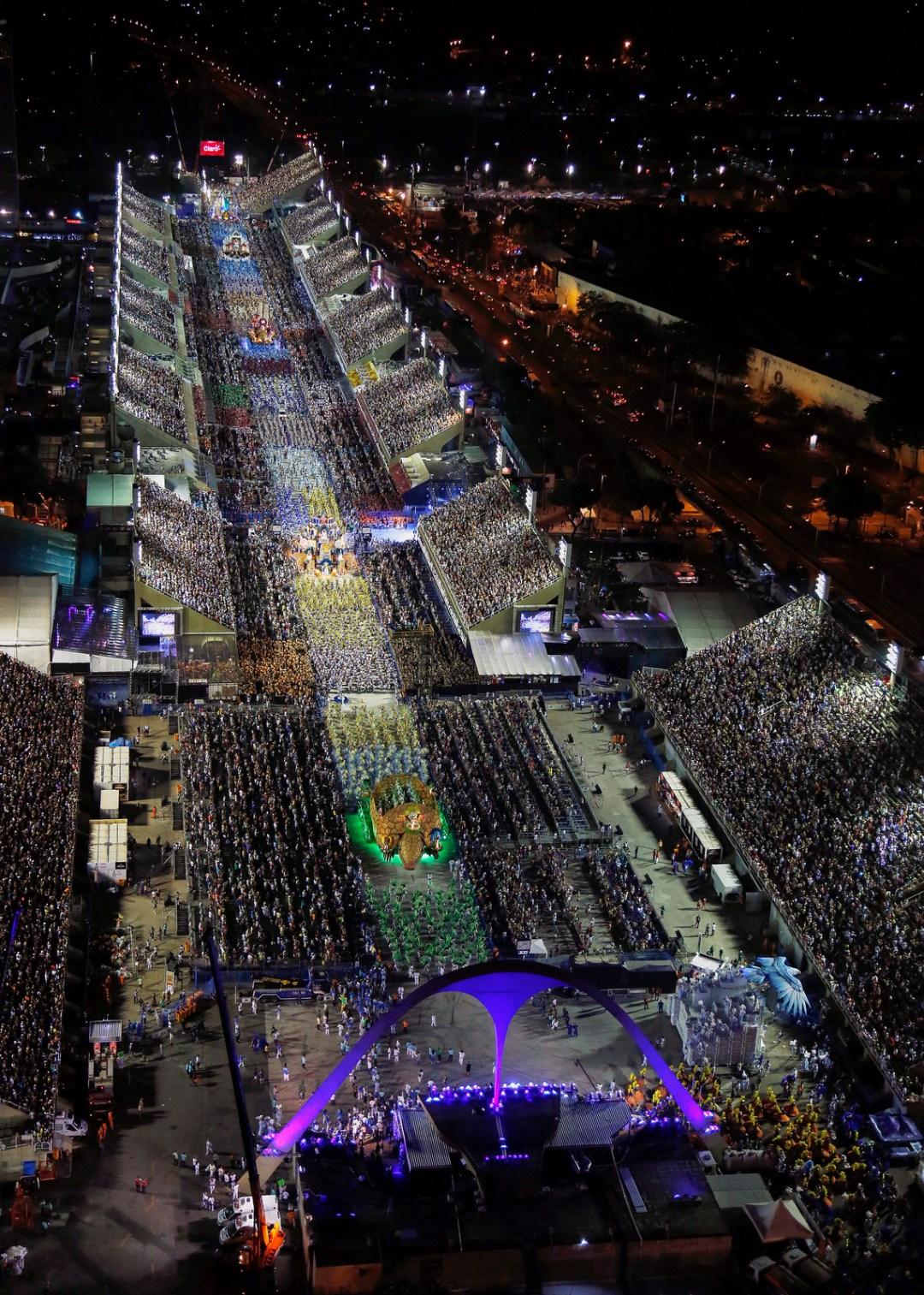 Rio Carnival Tickets 2019 Sambadrome Parade