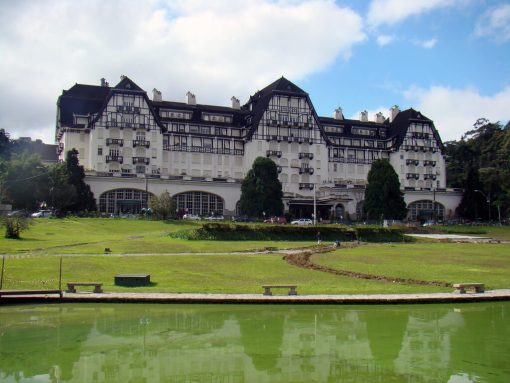 Petropolis Full Day Tour with BBQ Lunch Cruise Ship Passengers