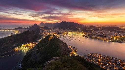 2020 Rio Carnival 2 Half Day Private Tour HAL Volendam Passengers