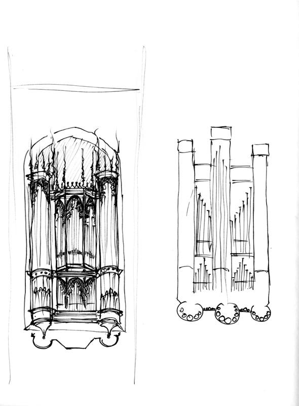 Lynn Alan Dobson • Drawings & Projects
