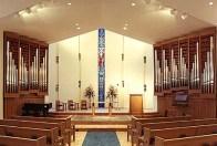Image result for elliott chapel organ evanston