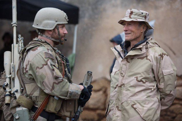American Sniper tournage
