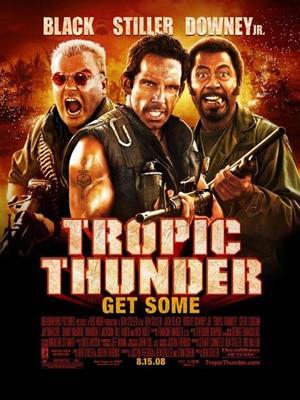 tropic thunder ben stiler
