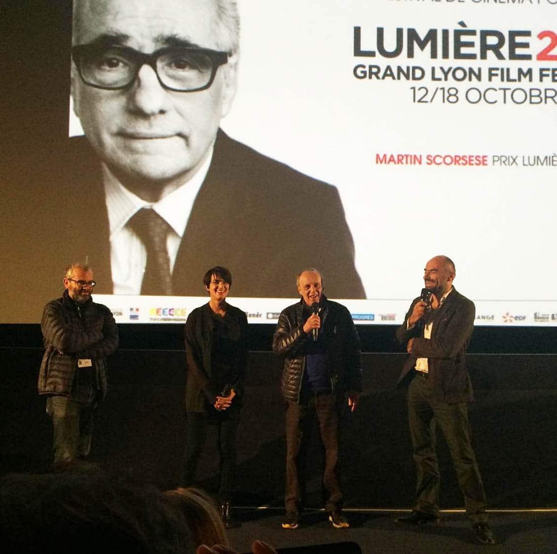 Dario Argento et Asia au festival Lumière