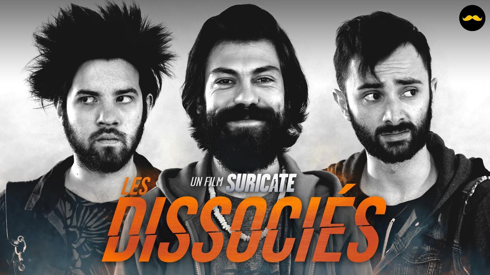 les dissociés - film - golden moustache