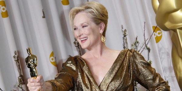 Meryl Streep-Oscar 2013