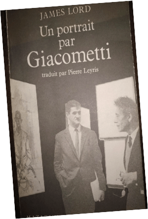 Alberto Giacometti, The Final Portrait-1