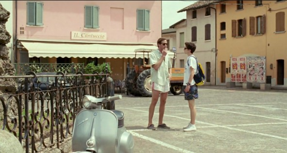 Call me by your name Italie