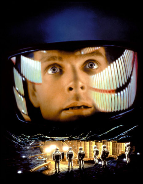 2001, L'ODYSSEE DE L'ESPACE (2001, A SPACE ODYSSEY) de Stanley Kubrick 1968 © MGM / DR