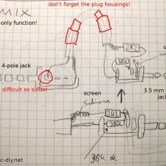 Mini Usb Plug Wiring Diagram Class Online Inventory Www Doc Diy Net Camera Remote Release Pinout List Note
