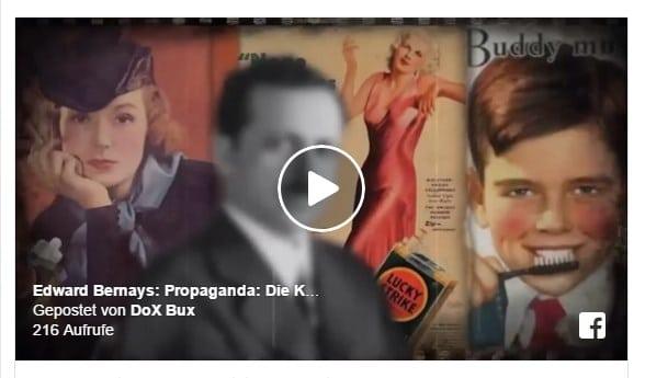 [ UMERZIEHUNG!! } Edward Bernays: Propaganda!