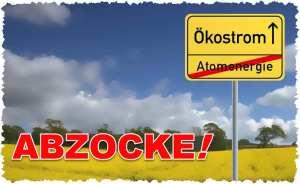 Energiewende & Abzocke! Original: pixabay.com