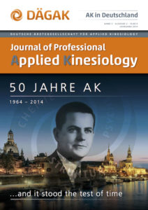 Journal of Professional Applied Kinesiology