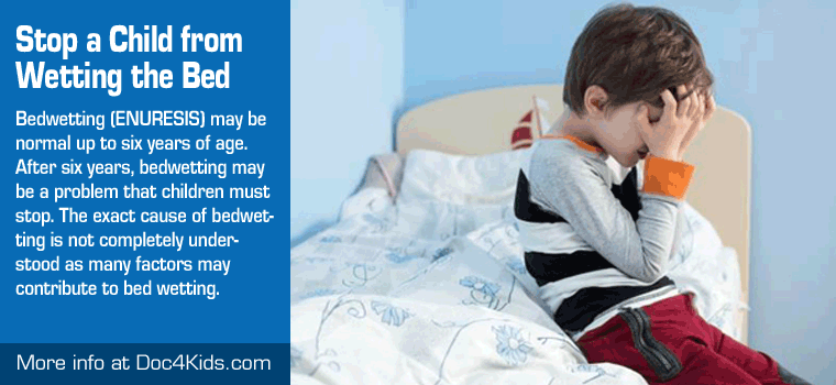 Understanding Bed Wetting and How to Stop a Child from