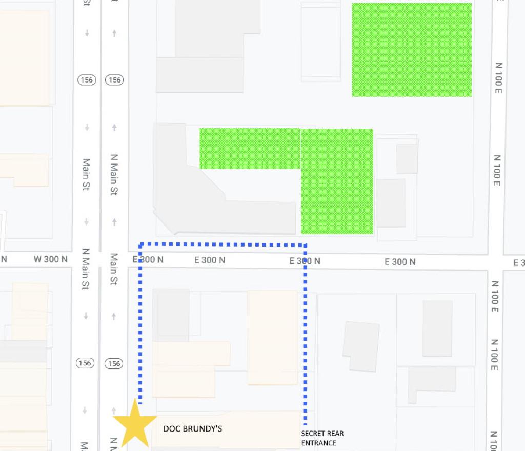 North Block Parking