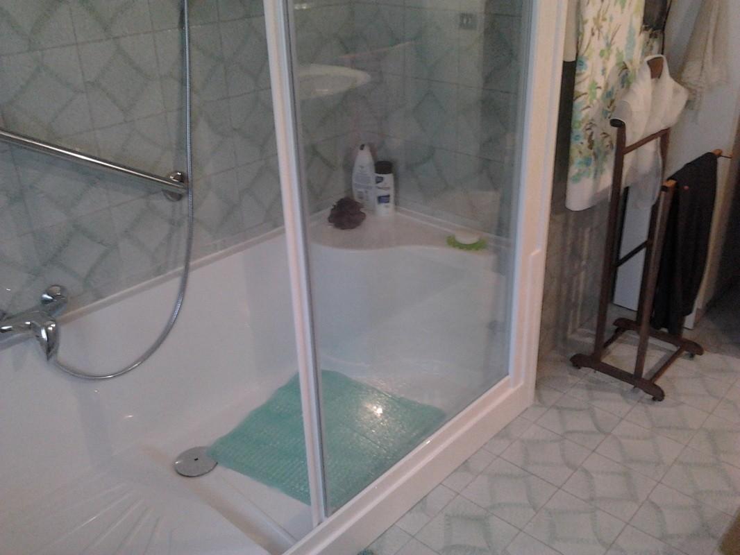 Sostituzione vasca con cabina box doccia su misura a