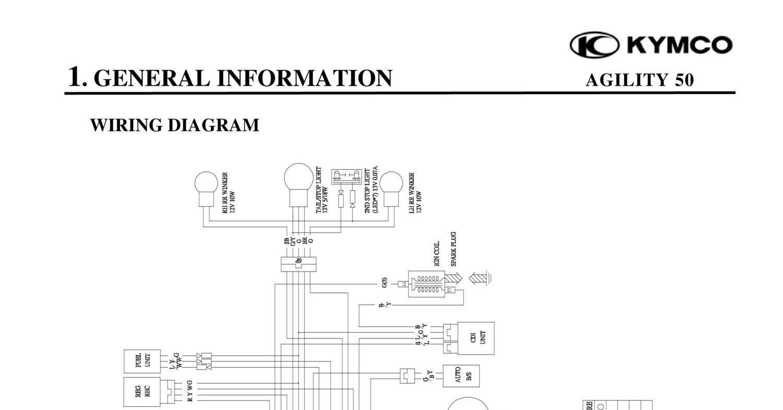 kymco agility 50 4t wiring diagram 2004 yamaha raptor 660 elec jpg pdf docdroid