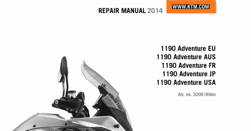 small resolution of ktm part manual