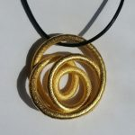 Spiral Knot Pendant