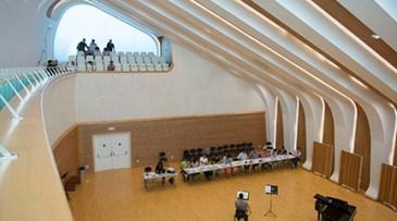 pruebas de acceso  El Palau de les Arts acoge la fase final de audiciones para la OCV
