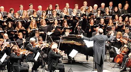 cursos de verano  Curso de dirección de orquesta y coro de la Universidad de Sevilla