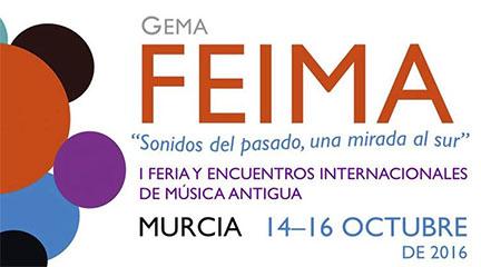 notas  Feria y Encuentros Internacionales de Música Antigua (FEIMA)