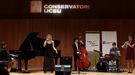 becas  Convocatoria las Becas Jóvenes Promesas de la Fundación de Música Ferrer Salat para estudios en el Conservatorio del Liceo