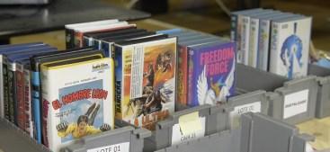 notas  La BNE inicia la digitalización masiva de videos casetes de los 70 hasta el 2000