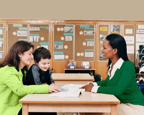 Resultado de imagen para comunicación asertiva entre padres y maestros
