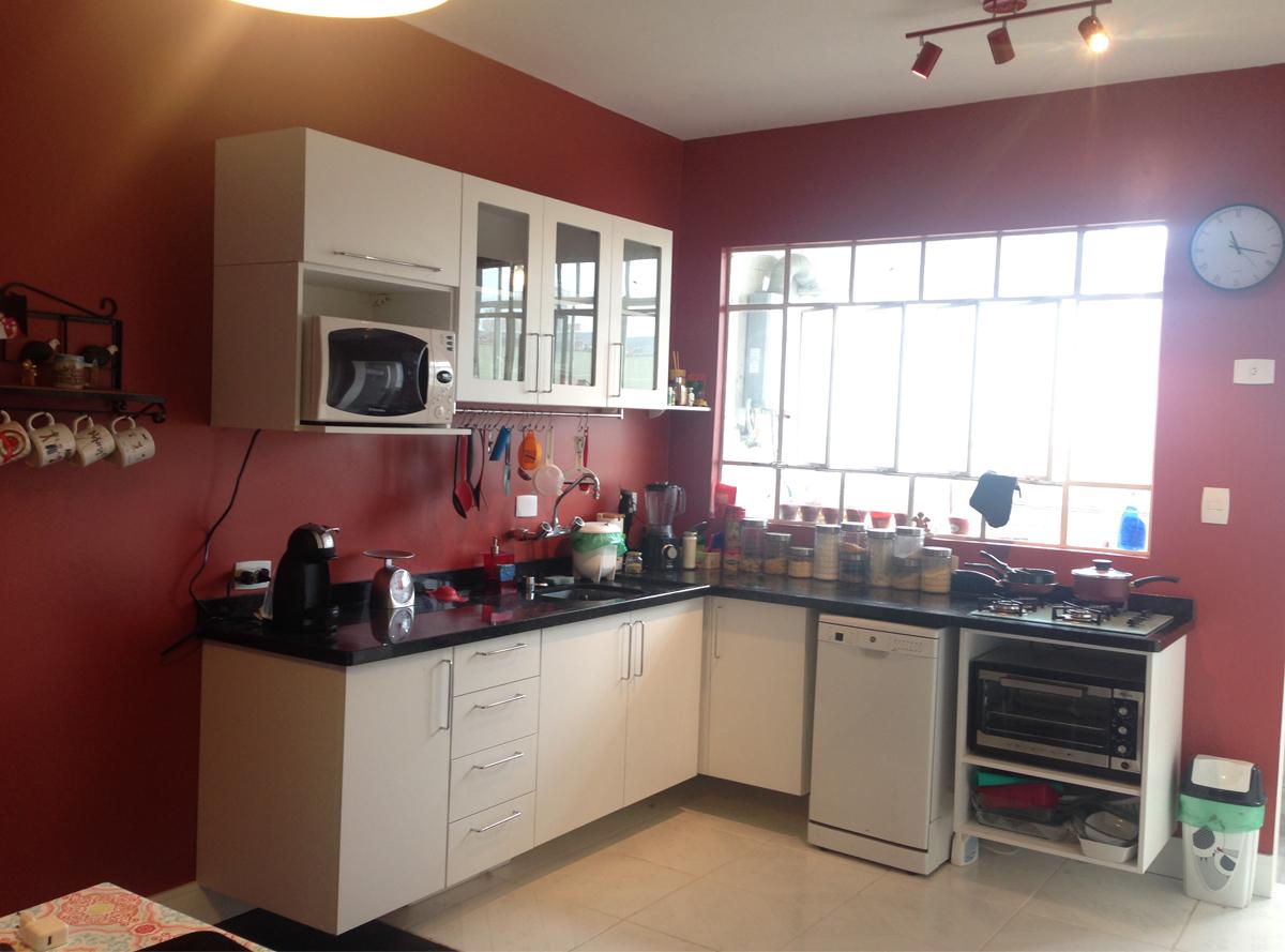 Fases Da Reforma Da Cozinha Com Fotos