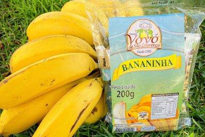 doce de banana da vovó