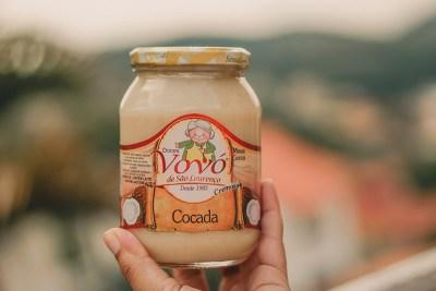 Saborosa receita de doce com coco