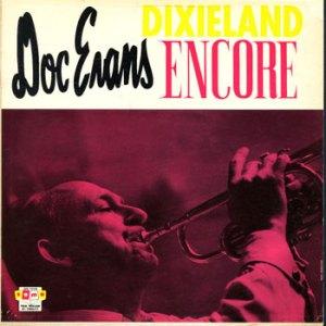 Doc Evans Dixieland Encore Soma LP