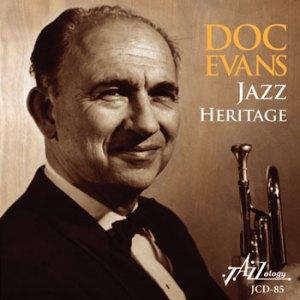 Doc Evans Jazz Heritage CD