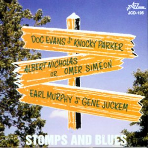 Doc Evans Stomps and Blues