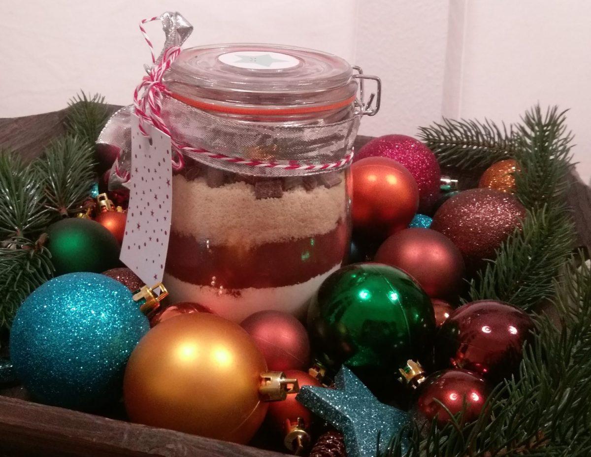 Schokoladenmuffins aus dem Glas