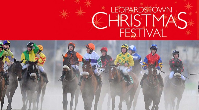 Christmas Racing at Leopardstown