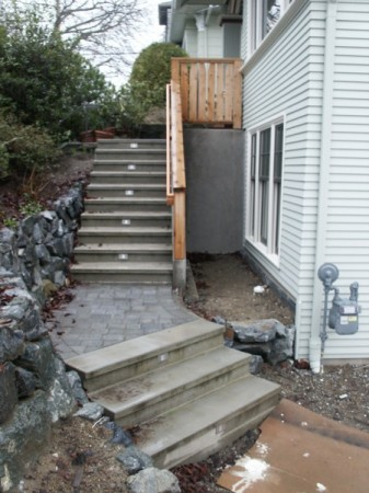 Queen Anne Seattle Basement and Bunker Garage - Dochnahl