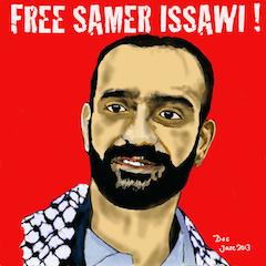 Free Samer Issawi !