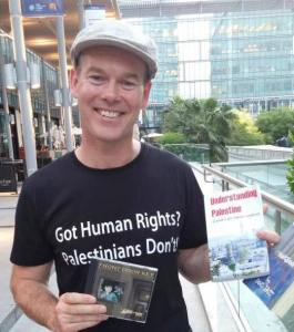 Robert Martin endorses Understanding Palestine